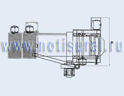 Линия для производства пельменей производительностью 150-180 кг/час, 220-270 кг/час.